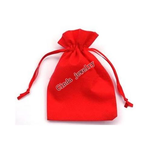 珠宝袋,规格:95x130mm,绒布首饰袋