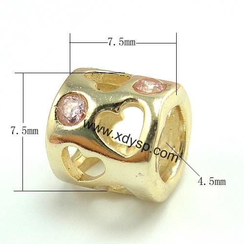 心形戒指编织详细步骤图
