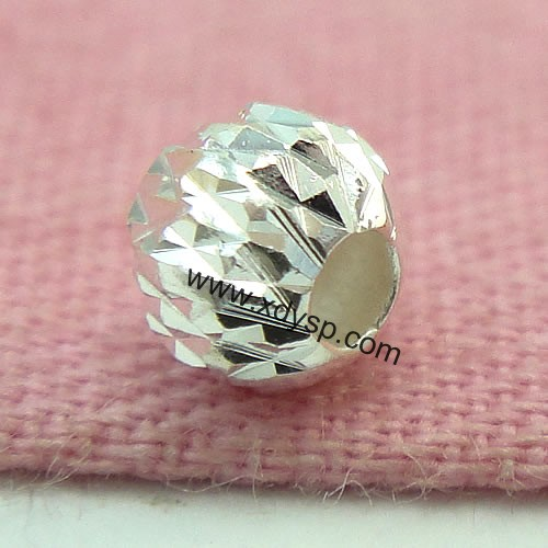 小银珠编的戒指