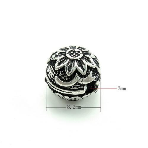 手工珠子链手表教程图解