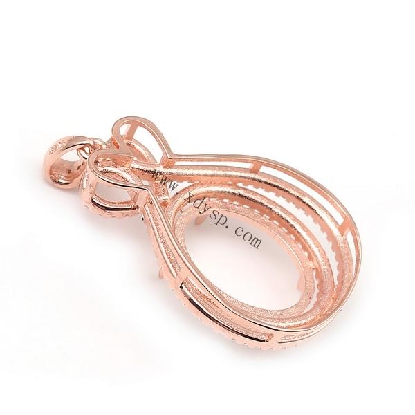 银戒指编绳子的编法图解